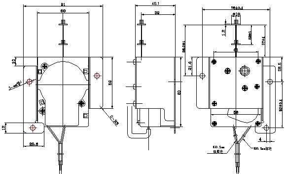 洗衣机排水电机_全自动洗衣机排水电机